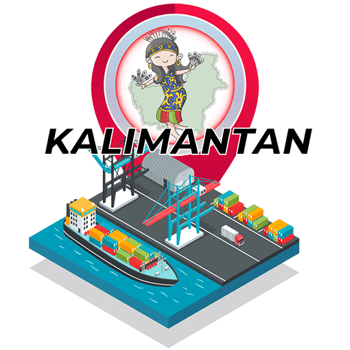 Tarif Ekspedisi Murah Surabaya ke Kalimantan